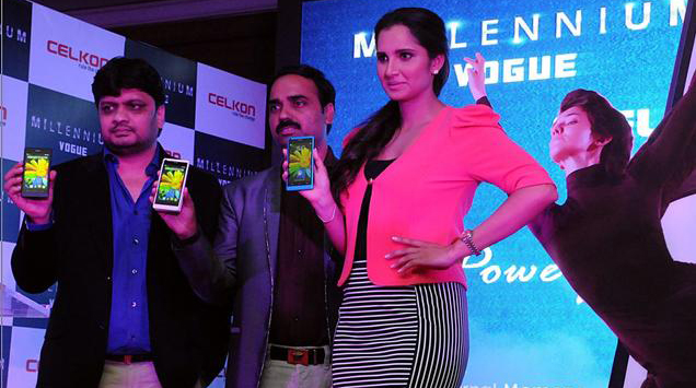Celkon Vogue Q455 smartphone launched for Rs. 7,999