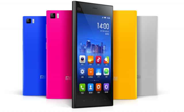 Xiaomi Mi 3 Flash Sale