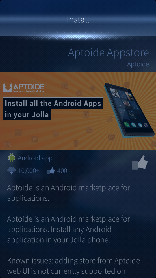 How To Download Android Apps On Jolla? - Gadget Adda