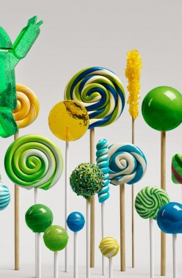 Android Lollipop: Together yet not the same