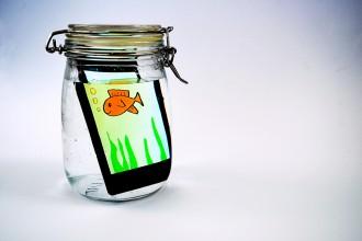 water-proof phones