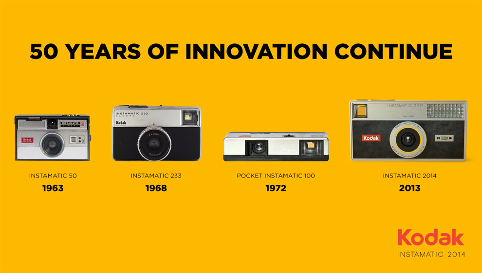 Kodak Rises From Its Grave And This Time Its Not A Camera